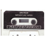 Molecule Man for ZX Spectrum from Mastertronic