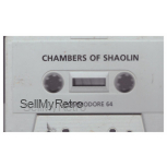 Chambers Of Shaolin Tape Only for Commodore 64 from Grandslam