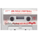On Field Football Tape Only for Commodore 64 from Firebird