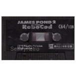 James Pond 2: Codename Robocod Tape Only for Commodore 64 from Millenium