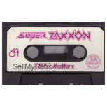 Super Zaxxon Tape Only for Commodore 64 from U.S. Gold