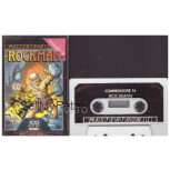 Rockman for Commodore 16/Plus 4 from Mastertronic (2C 0068)
