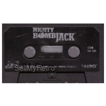 Mighty Bombjack Tape Only for Commodore 64 from Elite