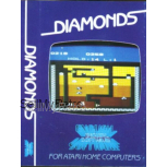 Diamonds for Atari 8-Bit Computers from English Software