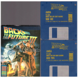 Back To The Future III for Commodore Amiga from Image Works