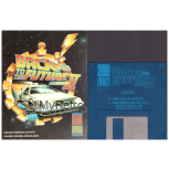 Back To The Future II for Commodore Amiga from Image Works