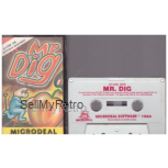 Mr Dig for Atari 8-Bit Computers from Microdeal