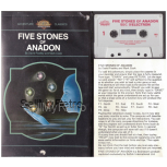 Five Stones Of Anadon for Acorn Electron/BBC Micro from Brainstorm/Softek (BEA2)