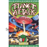 Planet Attack for Atari 8-Bit Computers from Byte Back
