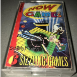 Now Games - 6 Sizzling Games   (Compilation)