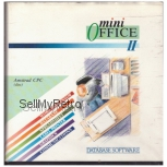 Mini Office II for Amstrad CPC from Database Software on Disk