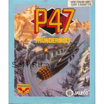 P47 Thunderbolt for ZX Spectrum from Firebird