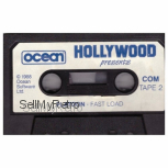 Platoon Tape Only for Commodore 64 from Ocean