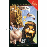 The Quest For The Holy Grail for Commodore 64 from Mastertronic
