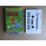 Sinclair ZX Spectrum Game: Advanced Soccer Simulator