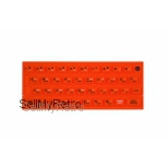 ZX Spectrum 16k/48k keyboard mat replacement Orange