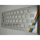ZX Spectrum 16K / 48K Keyboard Faceplate Color Silver