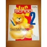 Commodore 64/128 Educational Software: Fun School 2 for the under 6s