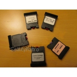 Bundle of 5 x Used Microdrive Cartridge - formatted with new felt pads