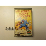 Sinclair ZX Spectrum Game: Mr Wong's Loopy Laundry