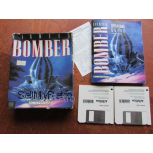 Atari ST Game - Fighter Bomber by Activision
