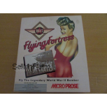 Commodore Amiga Game: B17 Flying Fortress by MicroProse