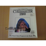 Commodore Amiga Game: The Fidelity Chessmaster 2100 by Mindscape