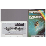 Planetoids Also Missile for ZX Spectrum from Psion/Sinclair (G12/S)