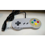 Universal gamepad, DB9 Atari connector, SNES style
