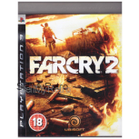 Far Cry 2 for Sony Playstation 3/PS3 from Ubisoft (BLES 00324)