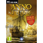 Anno 1404 Gold Edition for PC from Ubisoft