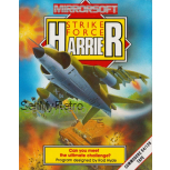 Strike Force Harrier for Commodore 64 from Mirrorsoft