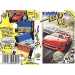 Twin Turbo V8 for ZX Spectrum from Codemasters (2149)