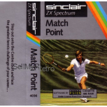 Match Point for ZX Spectrum from Psion/Sinclair