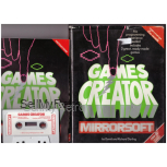 Games Creator for Commodore 64 from Mirrorsoft