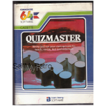Quizmaster for Commodore 64 from Commodore (QZM 6420)