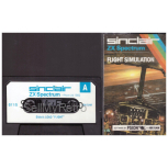 Flight Simulation for ZX Spectrum from Psion/Sinclair