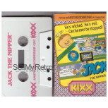 Jack The Nipper for Amstrad CPC from Kixx