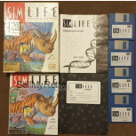 Sim Life for Commodore Amiga 1200 from Maxis/Mindscape