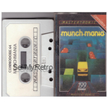 Munch Mania for Commodore 64 from Mastertronic (1C 0022)