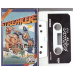 Streaker for Amstrad CPC from Bulldog Software (BA 0193)