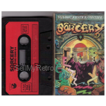 Sorcery for Commodore 64 from Virgin Games (VGA 6007)