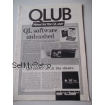 Sinclair QL QLUB News Issue 7 (September/October 1985)