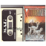 Voidrunner for Commodore 64 from M.A.D./Mastertronic (IC 0171)
