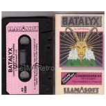 Batalyx for Commodore 64 from Llamasoft (AS 12028).