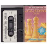 Grandmaster Chess for Commodore 64 from Audiogenic Software