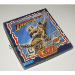 Commodore Amiga ~ Indiana Jones and the Fate of Atlantis by Kixx ~ SCB
