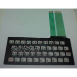 Sinclair ZX81 Keyboard Membrane - HQ Version