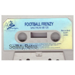 Football Frenzy Tape Only for ZX Spectrum from Alternative Software