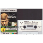 Steve Davis Snooker for Spectrum by CDS Micro Systems on Tape